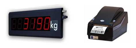 Dodatna oprema za paletno tehtnico